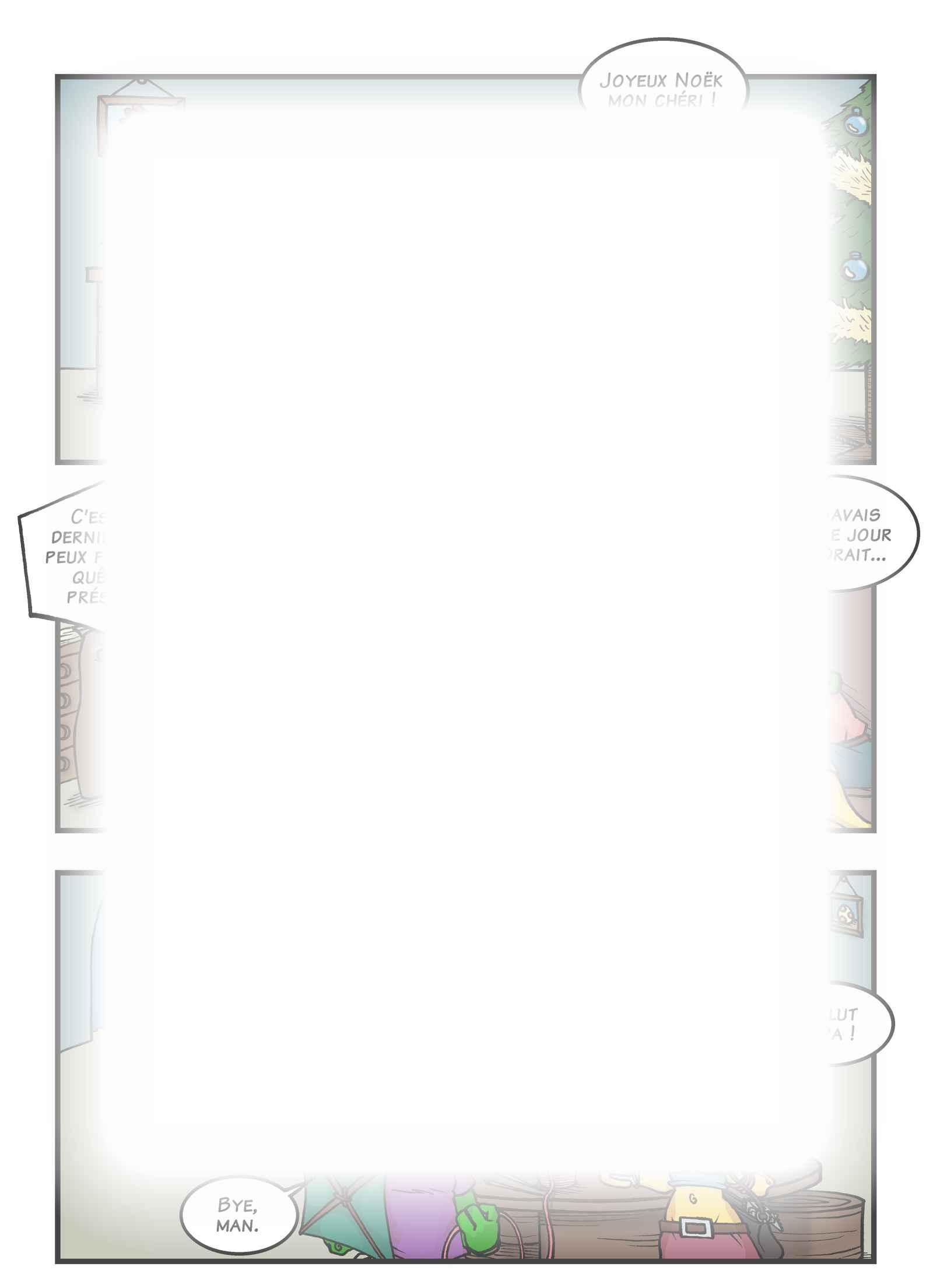 Super Dragon Bros Z : Chapitre 14 page 10
