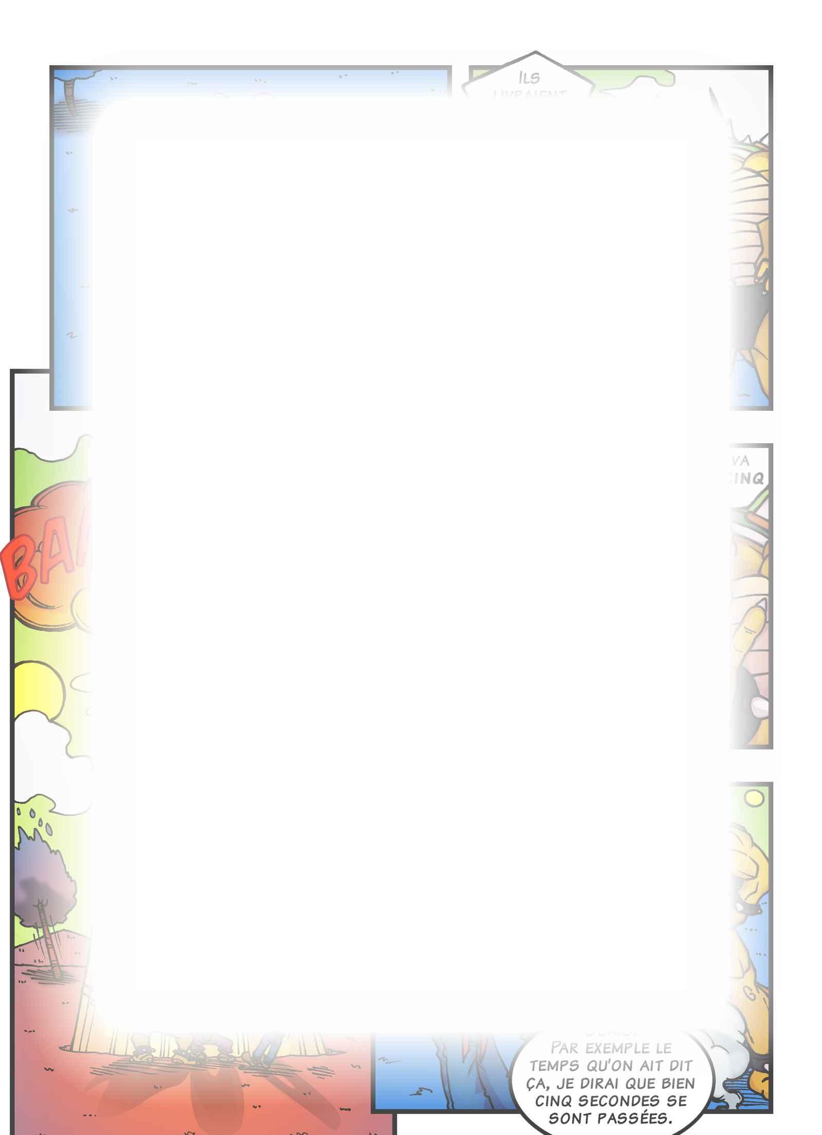Super Dragon Bros Z : Chapitre 14 page 15