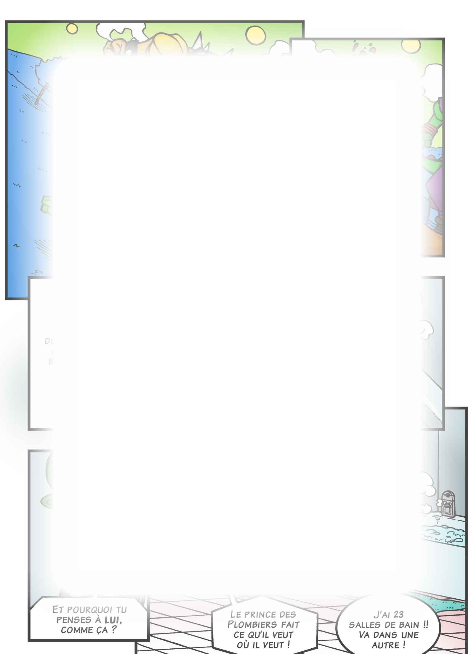 Super Dragon Bros Z : Chapitre 14 page 17