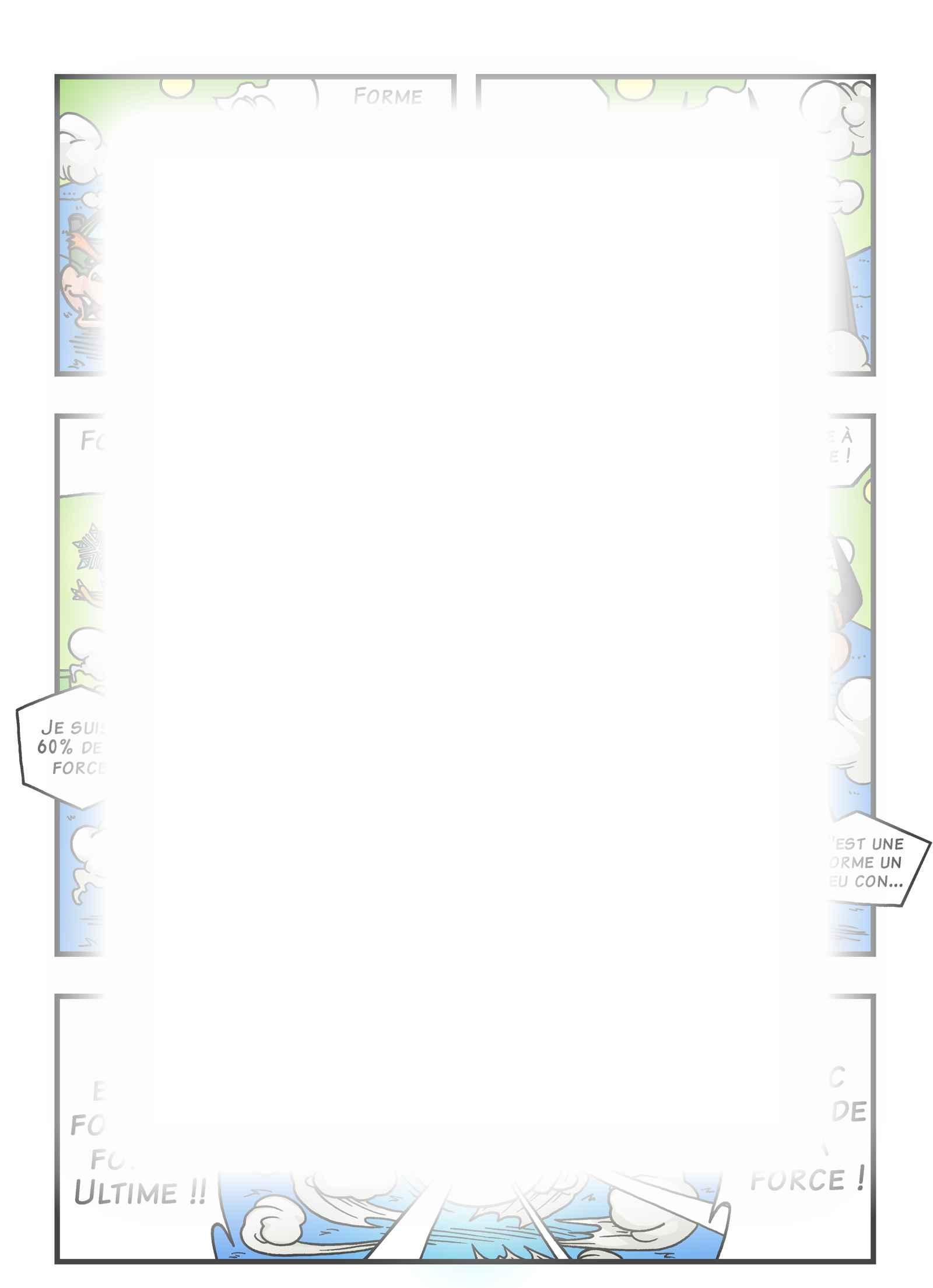 Super Dragon Bros Z : Chapitre 14 page 20