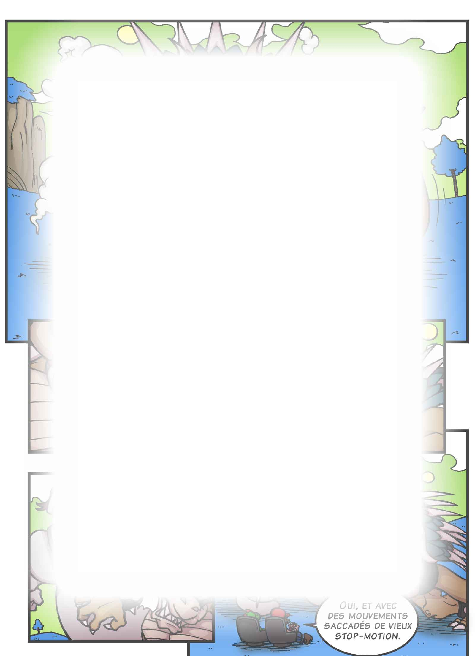Super Dragon Bros Z : Chapitre 14 page 21