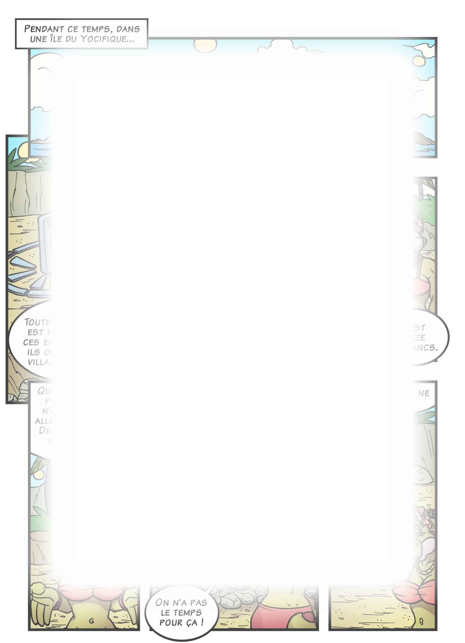 Super Dragon Bros Z : Chapitre 14 page 22