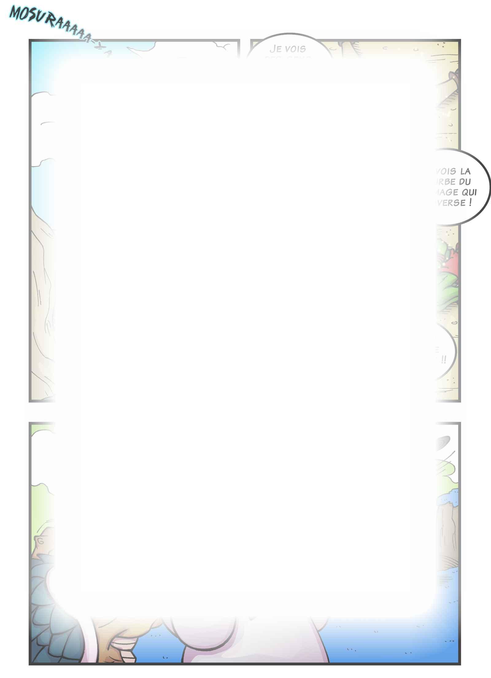 Super Dragon Bros Z : Chapitre 14 page 24