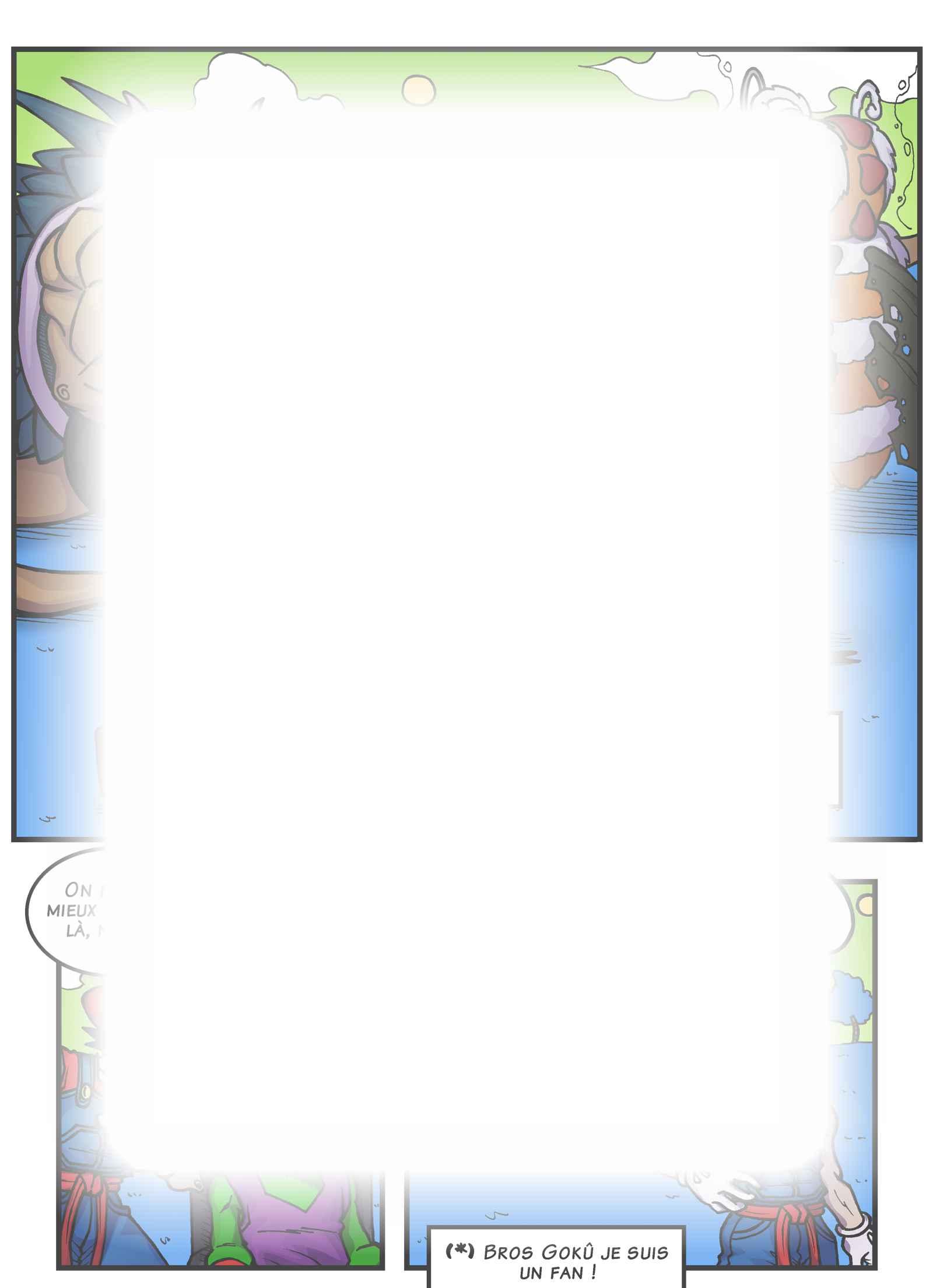 Super Dragon Bros Z : Chapitre 14 page 25