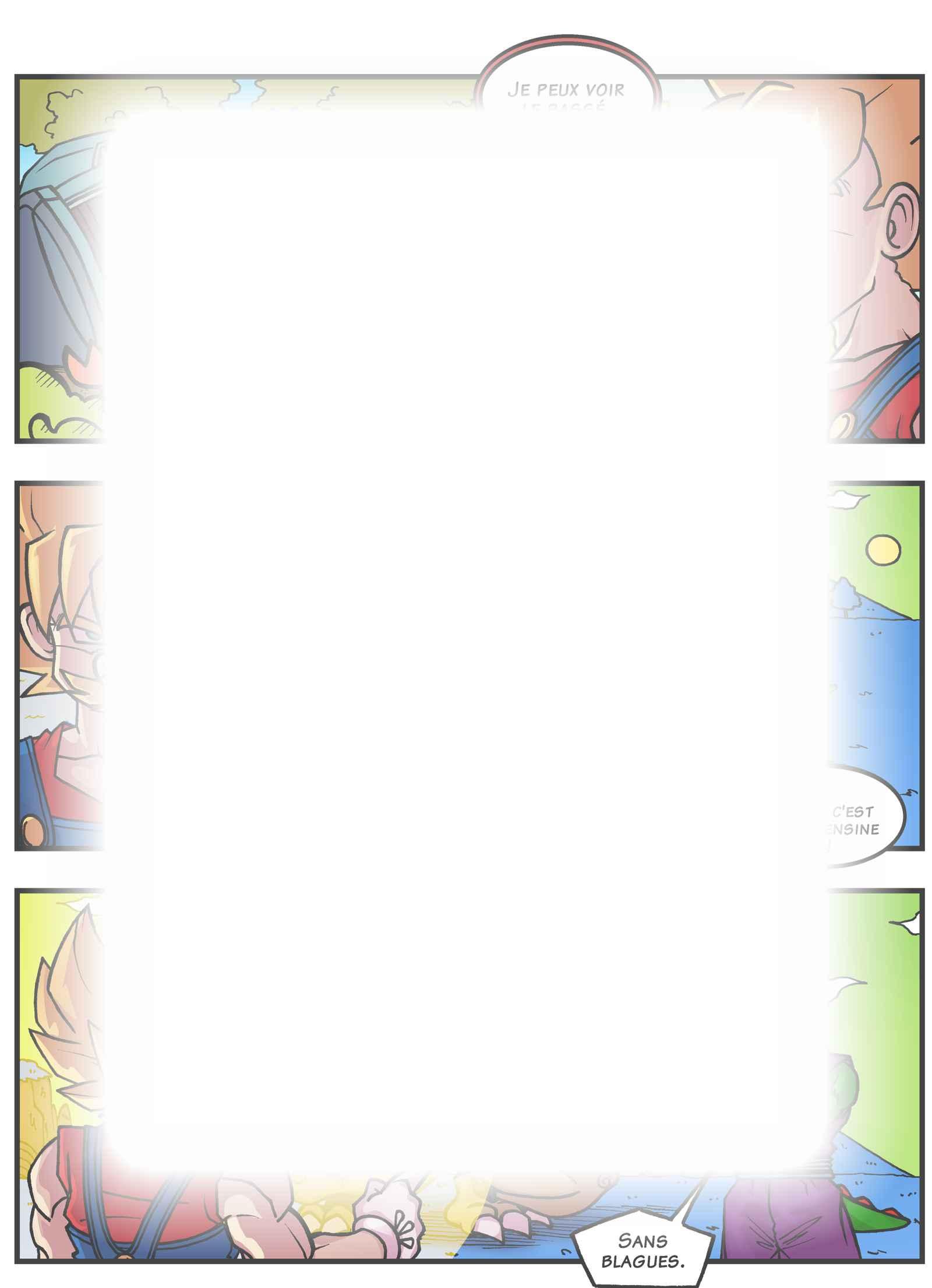 Super Dragon Bros Z : Chapitre 14 page 29