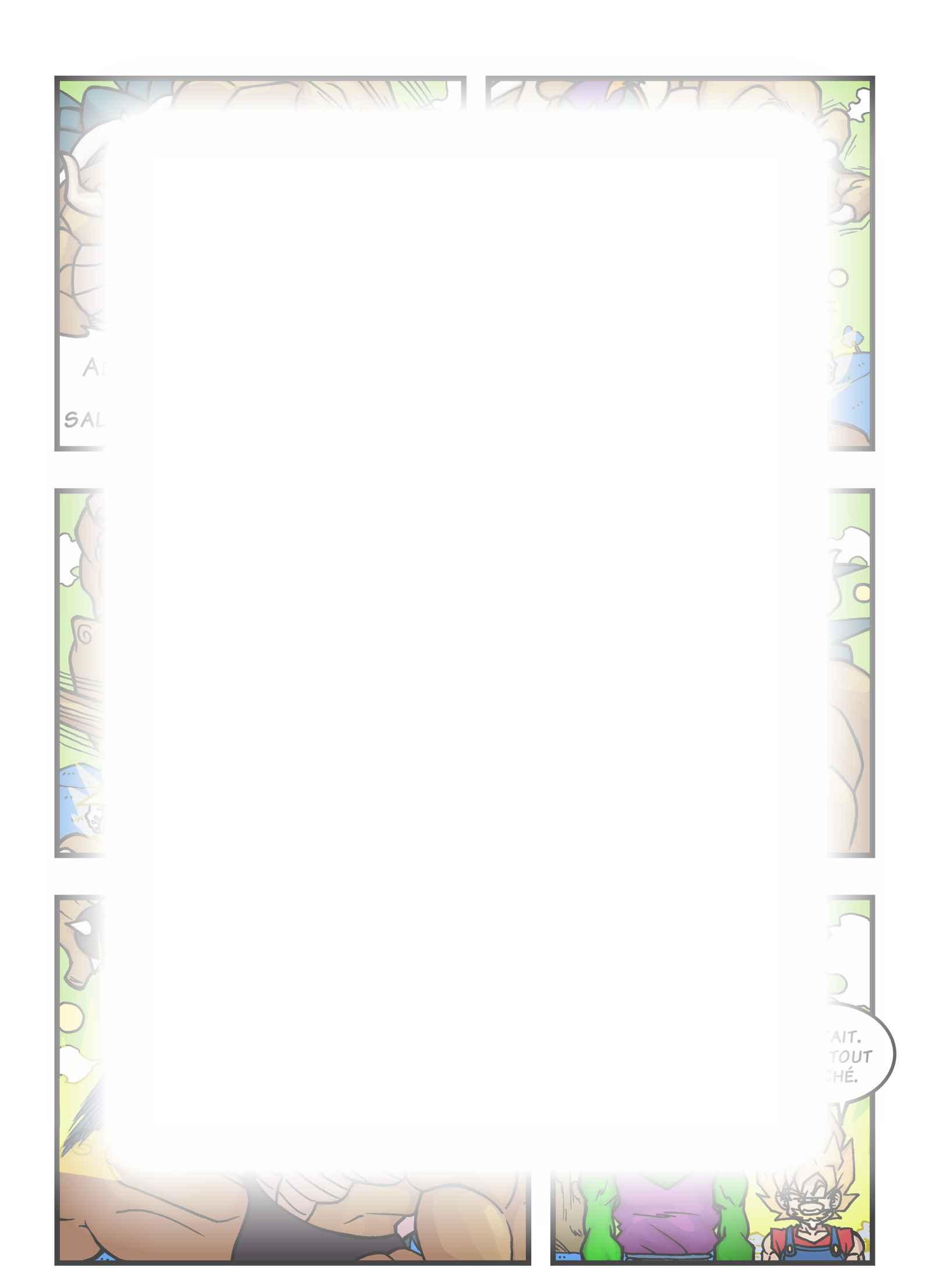 Super Dragon Bros Z : Chapitre 14 page 30