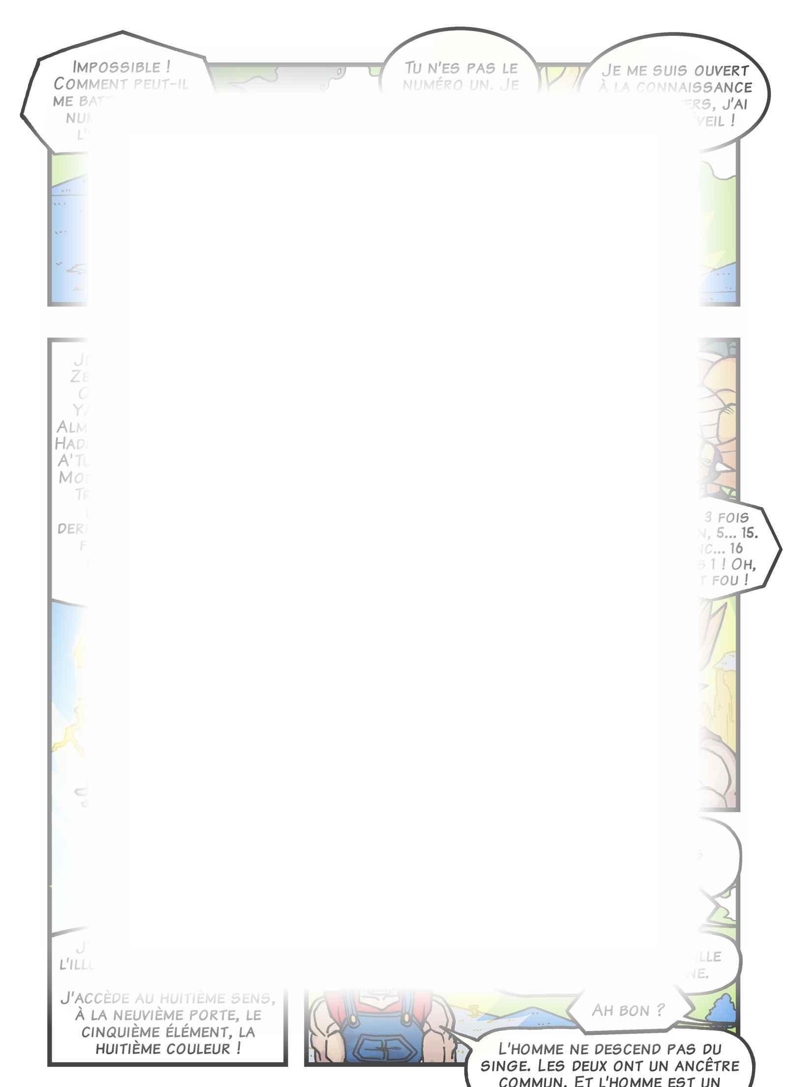Super Dragon Bros Z : Chapitre 14 page 31