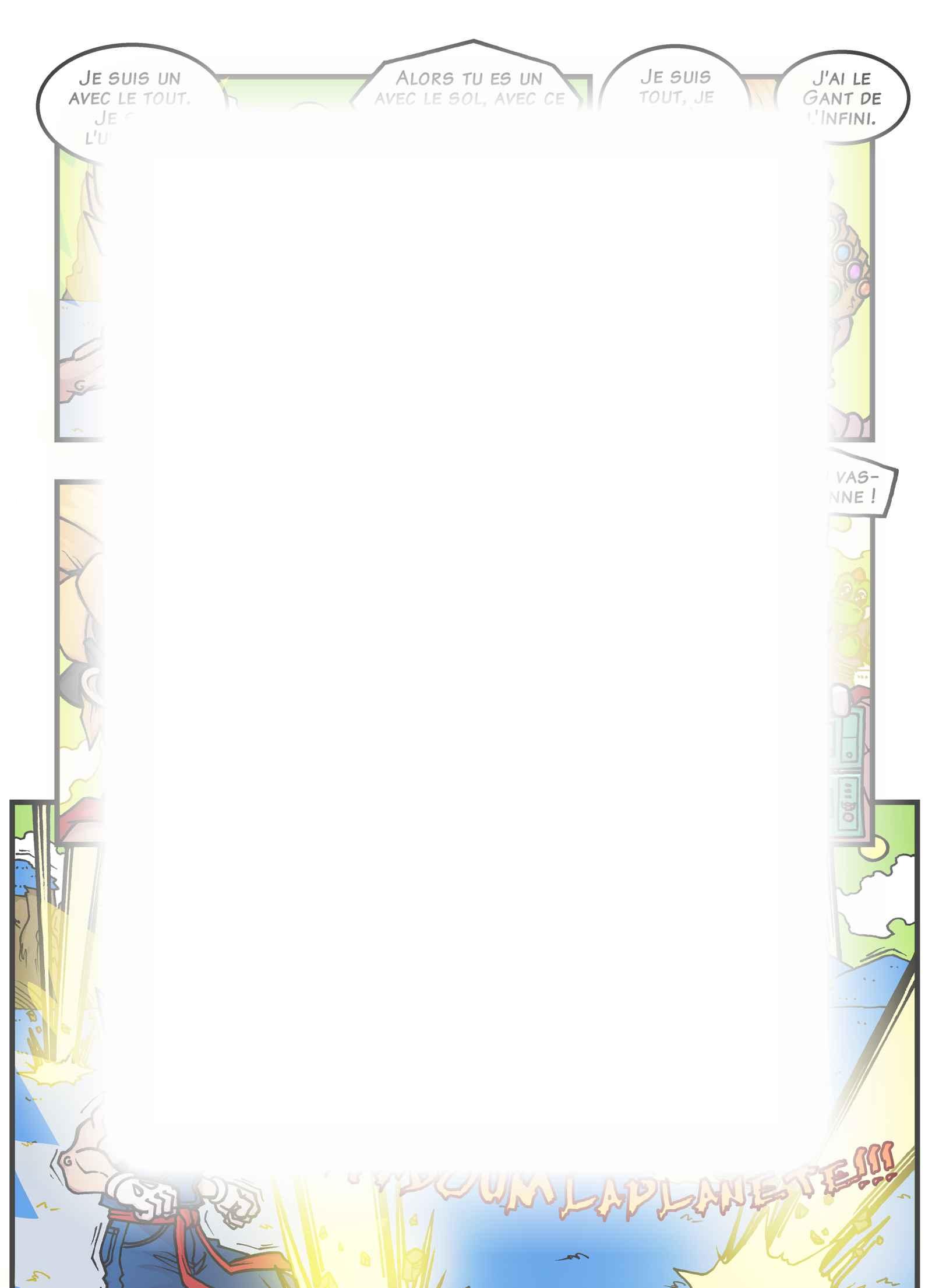 Super Dragon Bros Z : Chapitre 14 page 32
