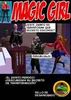 Magic Girl  : Capítulo 18 página 4