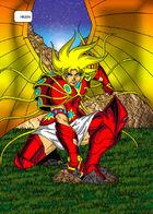 Saint Seiya Ultimate : Chapitre 21 page 8