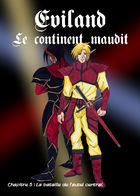 Eviland : le continent maudit : Chapitre 1 page 105