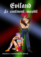 Eviland : le continent maudit : Chapter 1 page 124