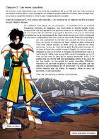 Eviland : le continent maudit : Chapitre 1 page 1