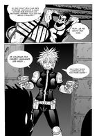 Dirty cosmos : Chapitre 1 page 16