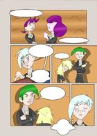 Blaze of Silver : Chapitre 1 page 16