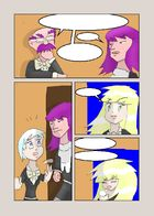 Blaze of Silver : Chapitre 1 page 20