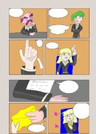 Blaze of Silver : Chapitre 1 page 21