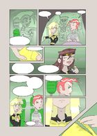 Blaze of Silver : Chapitre 1 page 28