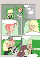 Blaze of Silver : Chapitre 1 page 30