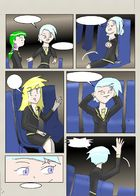 Blaze of Silver : Chapitre 1 page 3