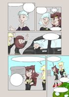 Blaze of Silver : Chapitre 1 page 27