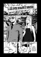 Blood Sorcerer : Chapitre 2 page 1