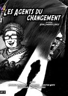 Les Agents du changement : Chapter 1 page 1