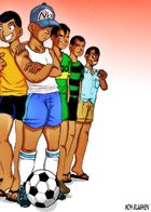 Reve du Football Africain : Chapitre 1 page 14