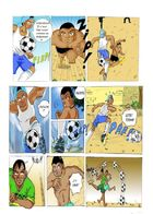Reve du Football Africain : Chapitre 2 page 4