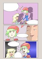 Blaze of Silver : Chapitre 2 page 11
