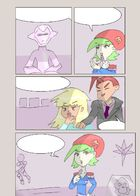 Blaze of Silver : Chapitre 2 page 17