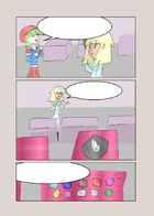 Blaze of Silver : Chapitre 2 page 18