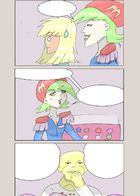 Blaze of Silver : Chapitre 2 page 19