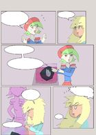 Blaze of Silver : Chapitre 2 page 21