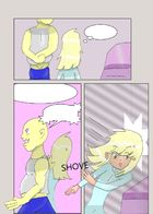 Blaze of Silver : Chapitre 2 page 25