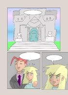 Blaze of Silver : Chapitre 2 page 8