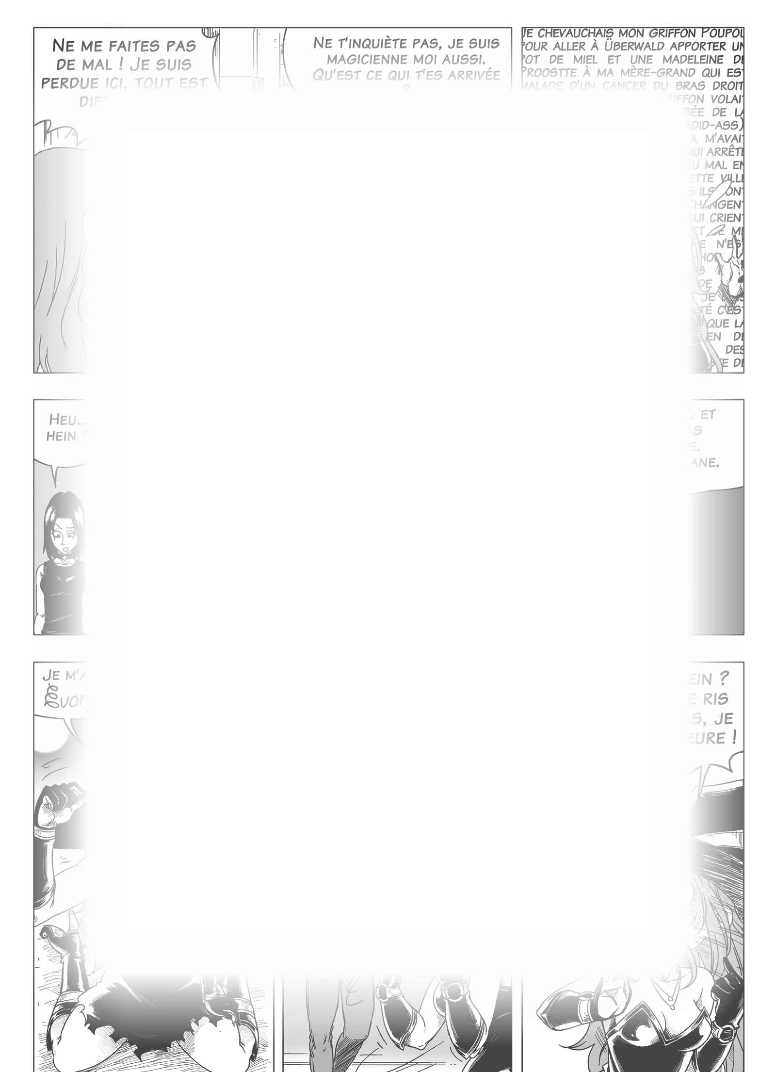 Hémisphères : Chapitre 19 page 10
