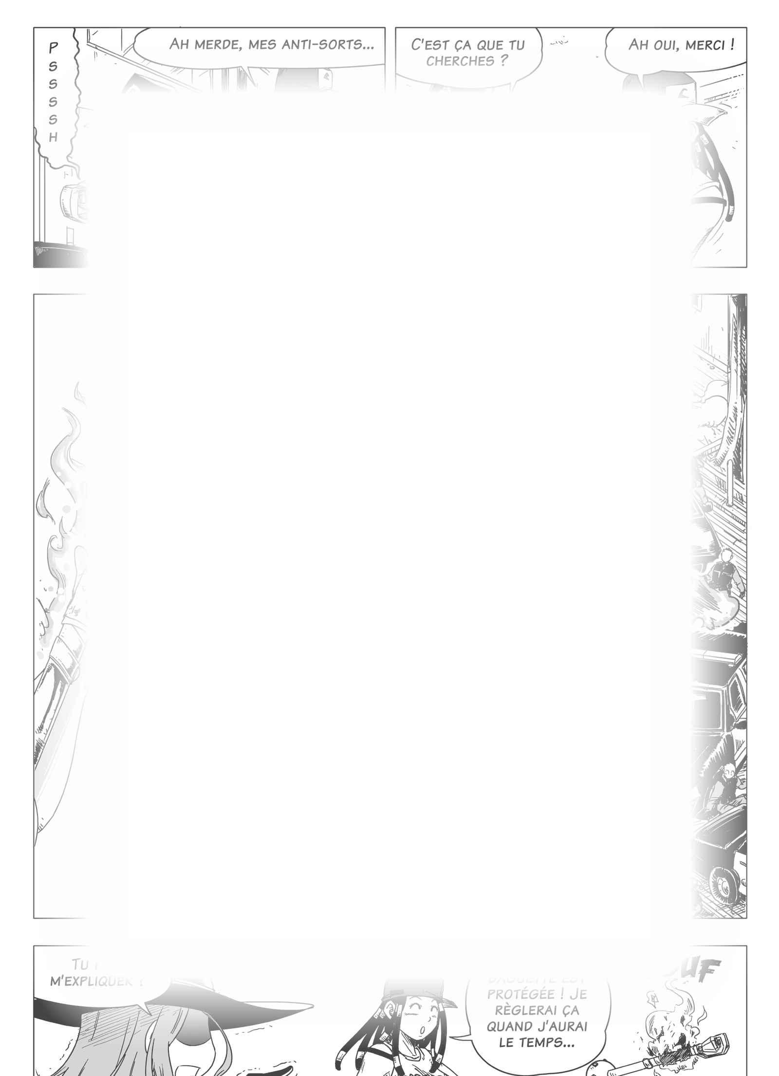 Hémisphères : Chapitre 19 page 21