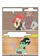 Hunk and Dashing : Capítulo 1 página 4