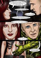 Gothika: Equilibrium : Capítulo 1 página 23