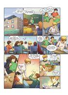 17 ans : Chapitre 1 page 8
