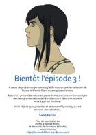 Borea, le Monde Blanc : チャプター 3 ページ 1