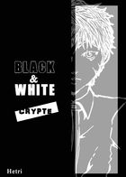 Black & White - CRYPTE : Chapter 1 page 1