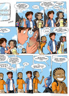 Garabateando : Capítulo 5 página 40