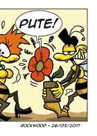 Guêpe-Ride! : Chapitre 5 page 91