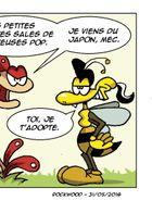 Guêpe-Ride! : Chapitre 5 page 31