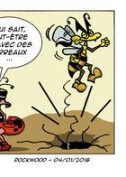 Guêpe-Ride! : Chapitre 5 page 83