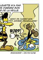 Guêpe-Ride! : Chapitre 5 page 84