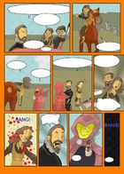 Union of Heroes : Chapitre 1 page 15
