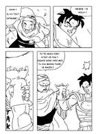 Le Retour des Saiyans : Chapitre 5 page 7